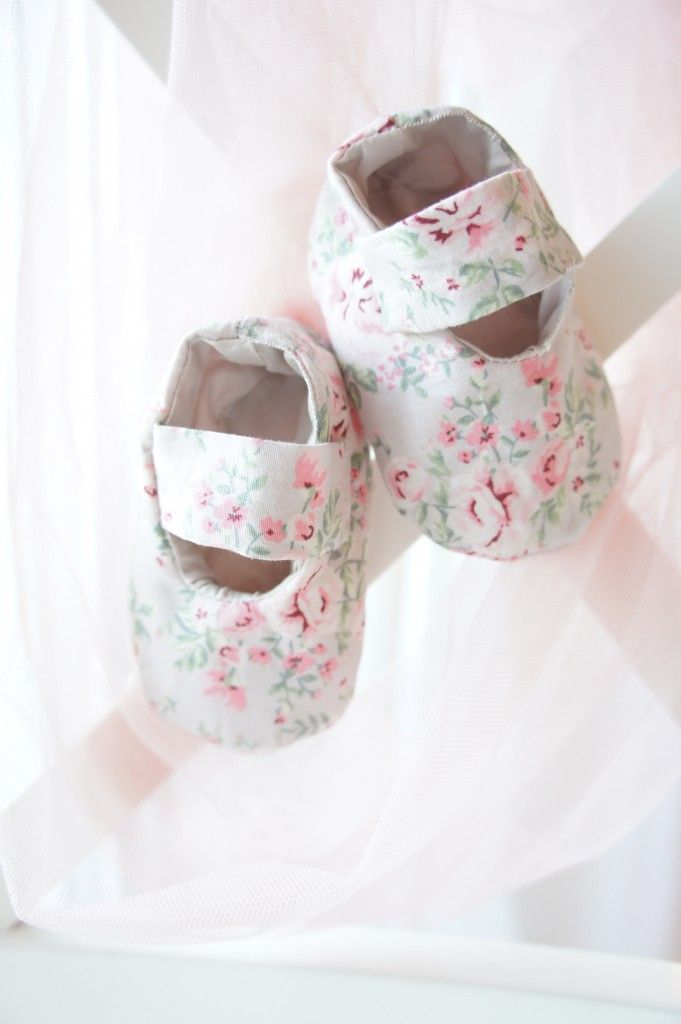 babyshoes - PATTERN