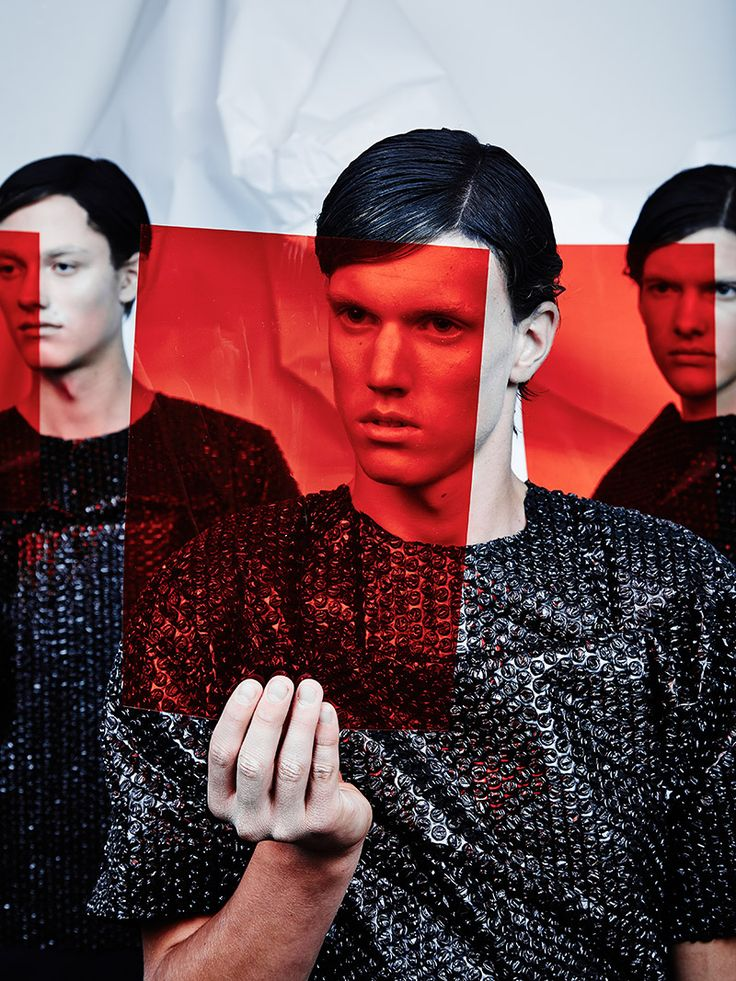 Krisjanis, Klavs and Jegor at DANDY Model Management photographed by Martins Cirulis and styled by Liga Banga, in exclusive for Fucking Young! Online. Hair & Make-up: Aija Udentina
