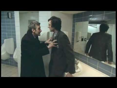 Malcolm Tucker played by Peter Capaldi.
