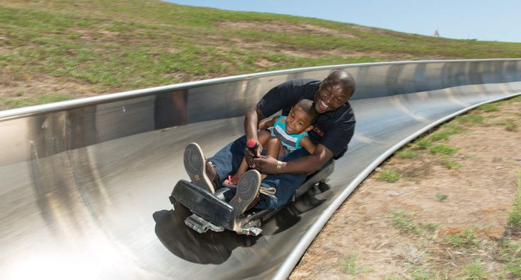 Cool-Runnings Family Toboggan Park - Africa's only Toboggan track, bringing winter time fun to the heart of Africa!