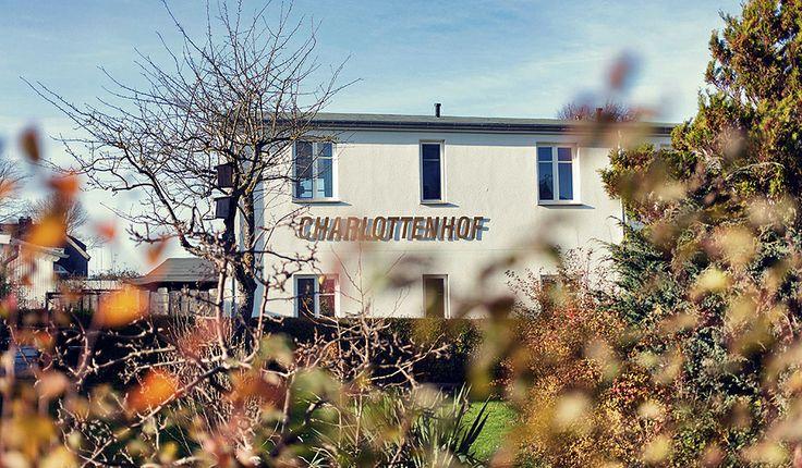 Der Charlottenhof, Ahrenshoop, Germany