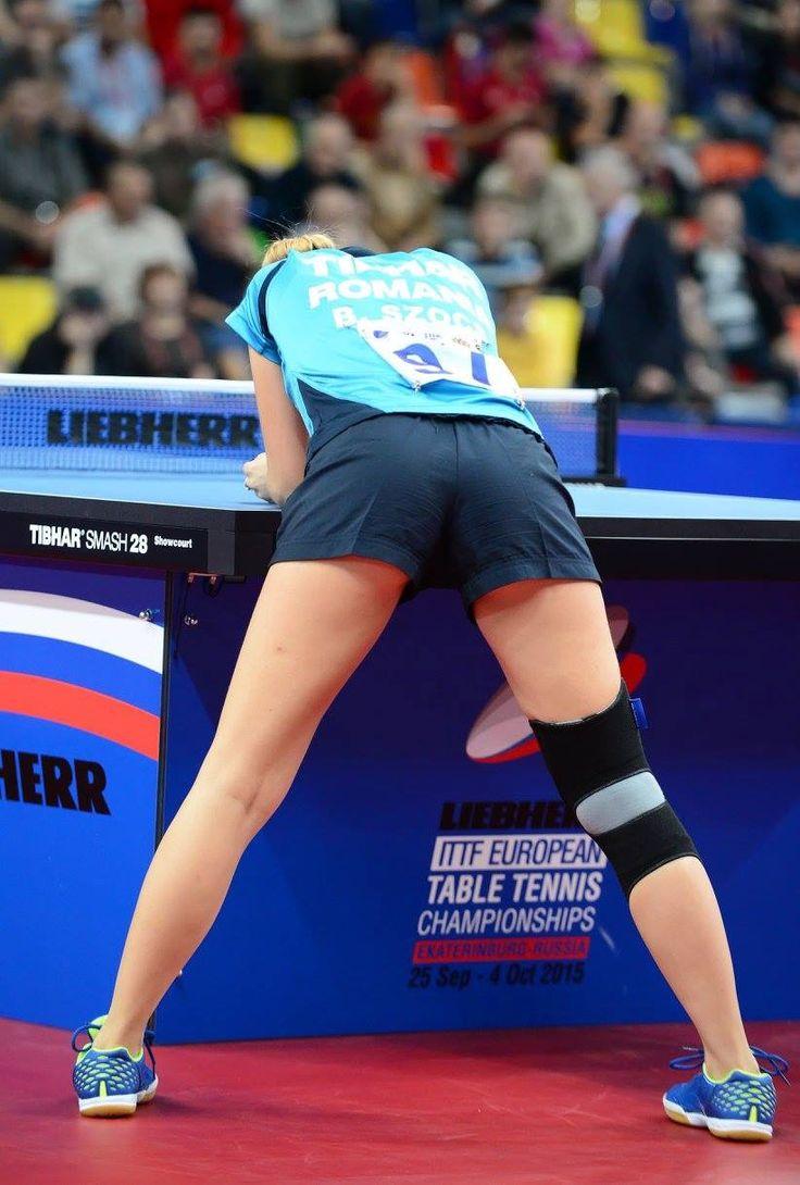 13 Best Bernadette SZOCS TABLE TENNIS Player From Roumania Images On Pinterest Tennis Players