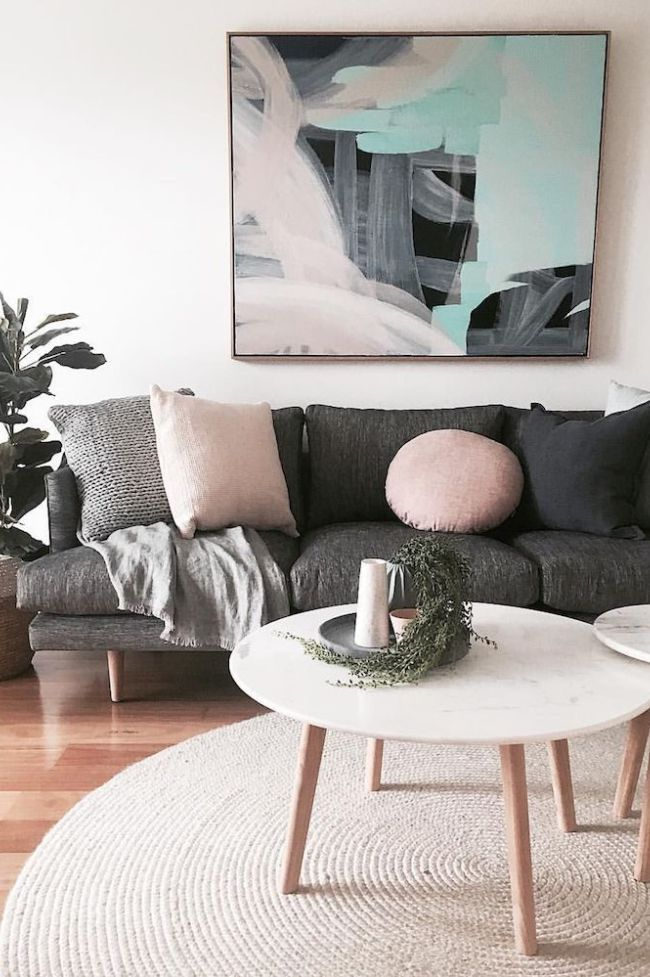 10 Best Dark Gray Sofas You Can Find Online In 2020 Grey Sofa Living Room Grey Couch Living Room Gray Sofa Living