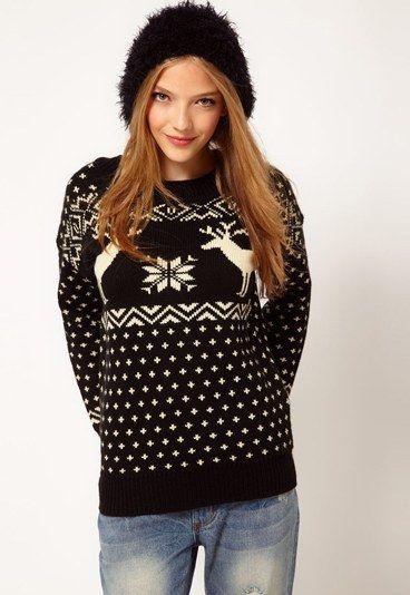 modèle tricot pull noel