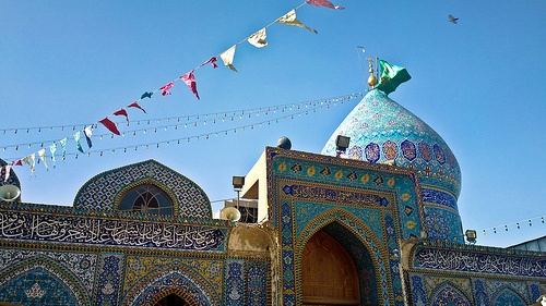 Shrine of Imam Mahdi (Hurry God reappearance Sharif) Iraq .. Karbala Nokia 808 Rasoul Ali مقام الامام المهدي (عجل الله فرجه الشريف ) العراق .. كربلاء نوكيا ٨٠٨ رسول علي
