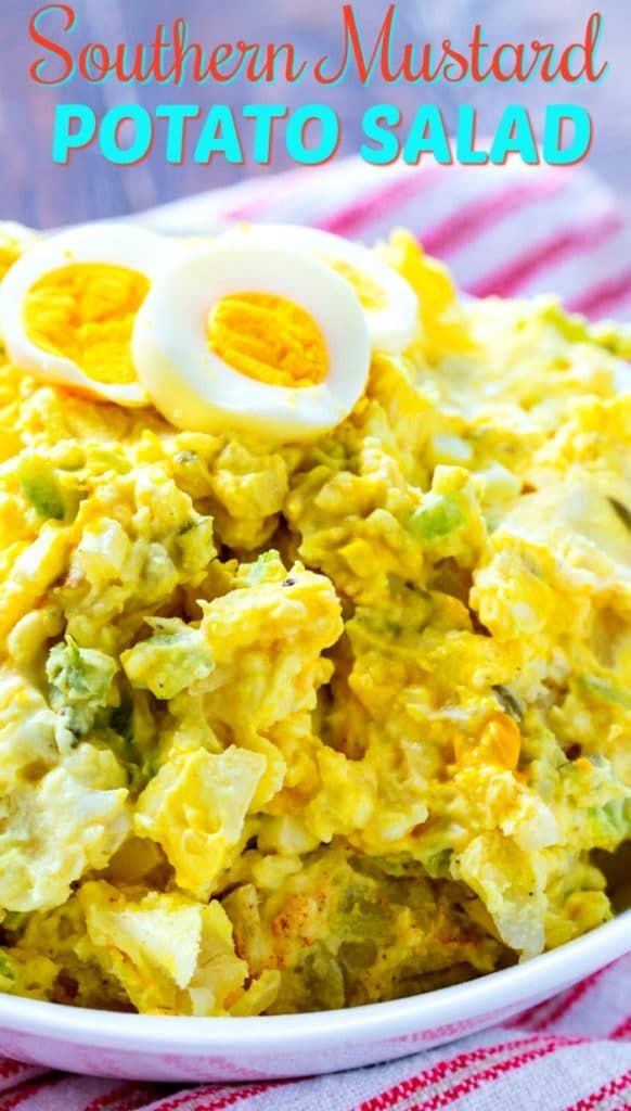 Potato Salad Recipe Spicy Southern Kitchen