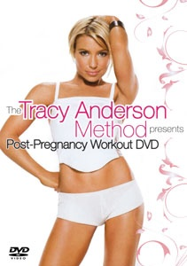 the tracy anderson procedure offers write-up being pregnant exercise dvd