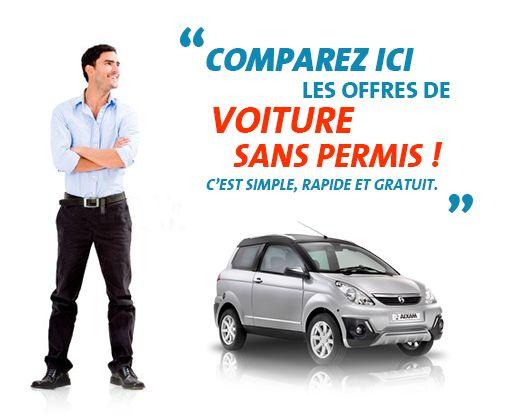 1er comparateur d'assurance de voiture sans permis