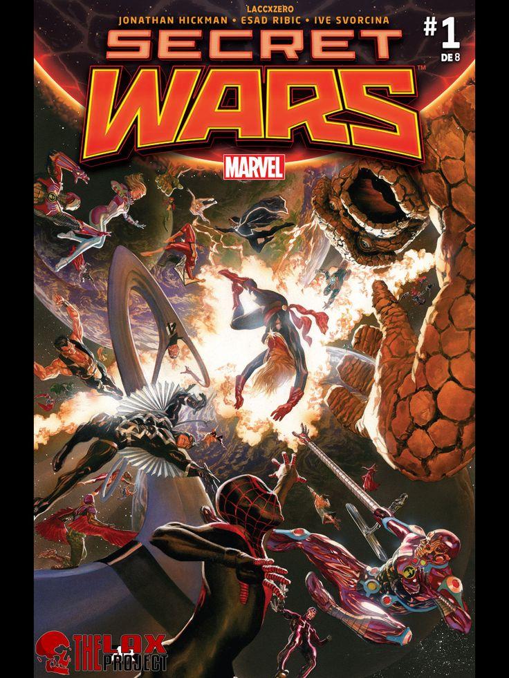 Secret wars 1