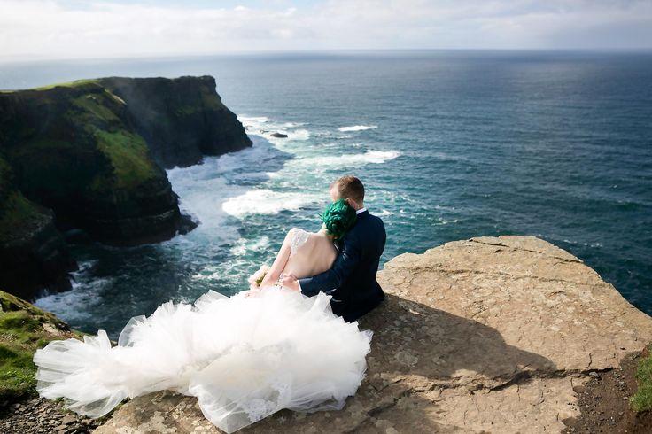 Doolin Elopement Doolin Wedding Wedding Photography Hags Head