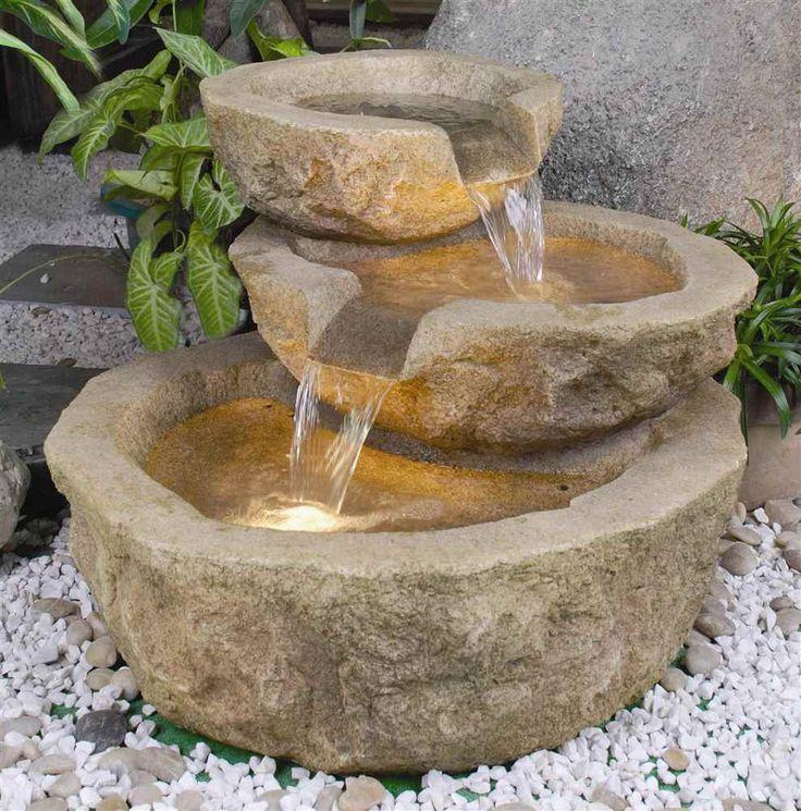 Taymor - Val Gardena Fountain w Pump & Light