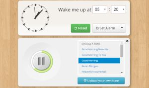 Wake Up to These 5 Free Online Alarm Clocks: MetaClock