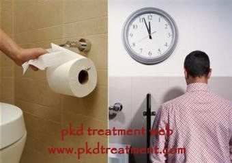 Kidney cyst refers to fluid collection in kidney which can cause severe painfeeling in lower back, groin and even upper abdomen. Severe pain feeling is the most common discomfort caused by kidney cyst, but some patients find they go to urinate more than before with a cyst in kidney. Why is this? Can kidney cyst cause frequent urination?