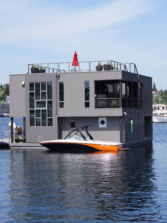Boat House Design, Pictures, Remodel, Decor and Ideas - page 2
