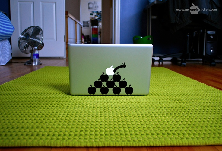 myapplestickers.com - My Apple Feast - Stickers & Decals for Mac computers or iPad