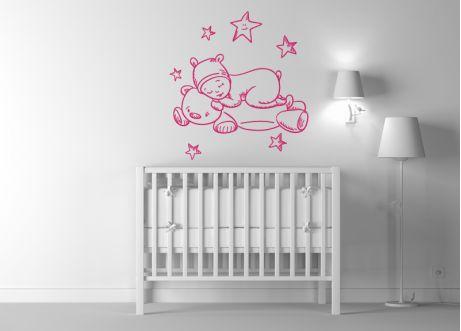 https://www.stick2stick.eu/αυτοκόλλητα-τοίχου/παιδικά/παιδάκι-που-κοιμάται-σε-αρκουδάκι-el/