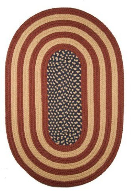 Americana rug .......luv this in my kitchen
