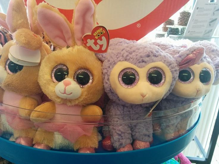 Have you met Lavender and Twinkle Toes?!  They are great gifts for this Easter Holiday!