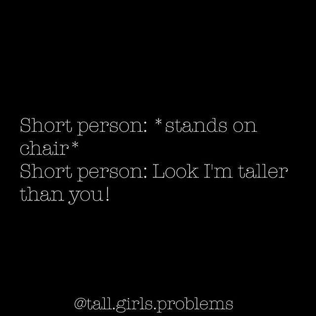 Instagram photo by @tall.girls.problems via ink361.com