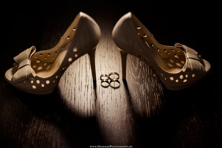 Wedding rings & Shoes