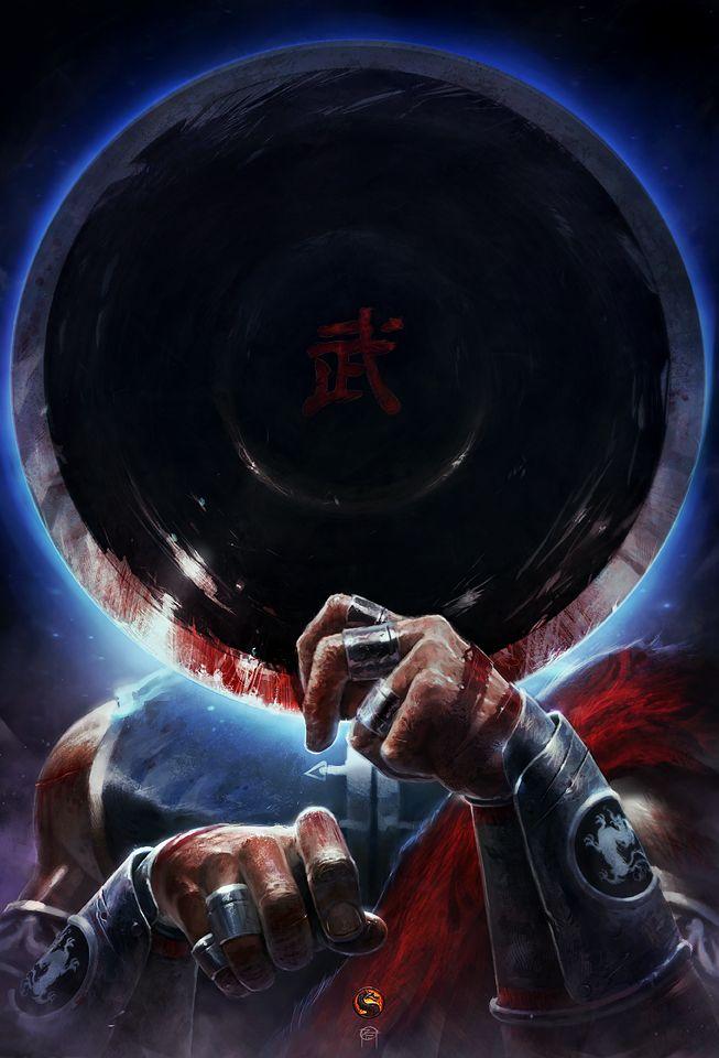 Mortal Kombat: Kung Lao- by Piotr Foksowicz