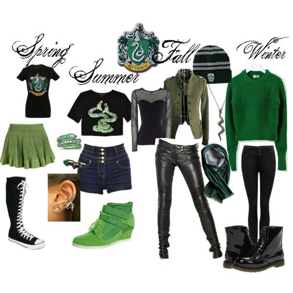 359 best images about SLYTHERIN CLOSET on Pinterest | Woman clothing Forum and Hogwarts