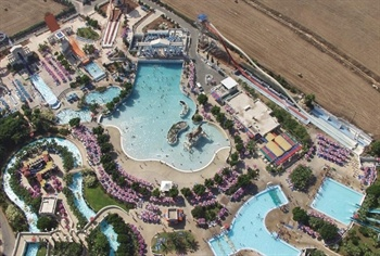 Waterworld in Ayia Napa - the best water park in the world!!!