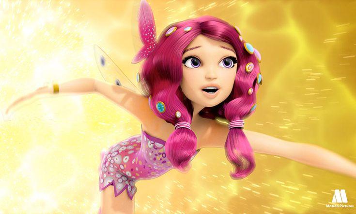 Hada, Mia & Me, series dibujos animados niñas, TV girls cartoon show animation