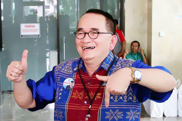 Sipoltak Itu Bikin Sebel, SBY Sudah Benar Pecat Ruhut Sitompul