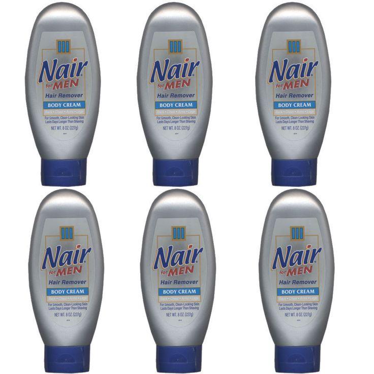 Nair for Men Hair Remover 8-ounce