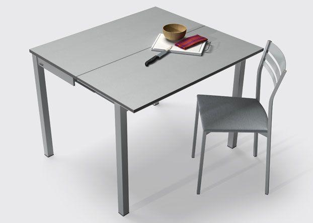 Mesas y sillas modernas para cocinas dise o de cocinas - Mesa cocina diseno ...