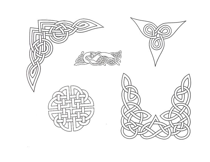 celtic knot designs | Celtic infinity knot tattoo designs 752