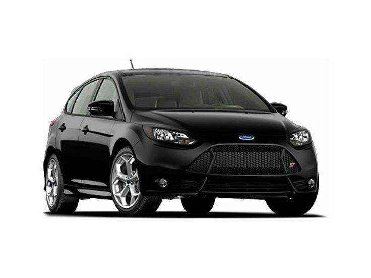 2014 Ford Focus ST Tuxedo Black
