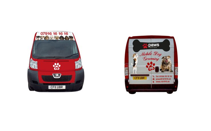 Paws Boutique Mobile Dog Grooming Birmingham