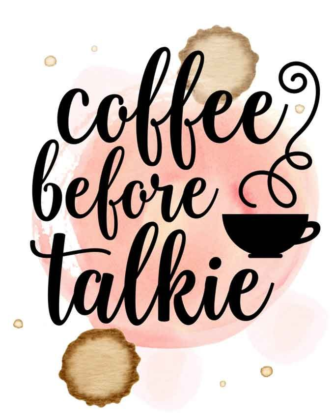 Free Printable Coffee Quotes: Best 25+ Coffee Art Ideas On Pinterest