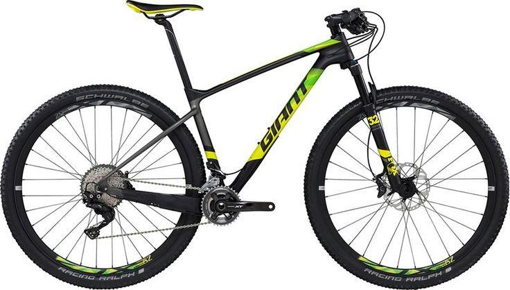 XTC Advanced 29 1.5 LTD - Giant Bicycles 2299€