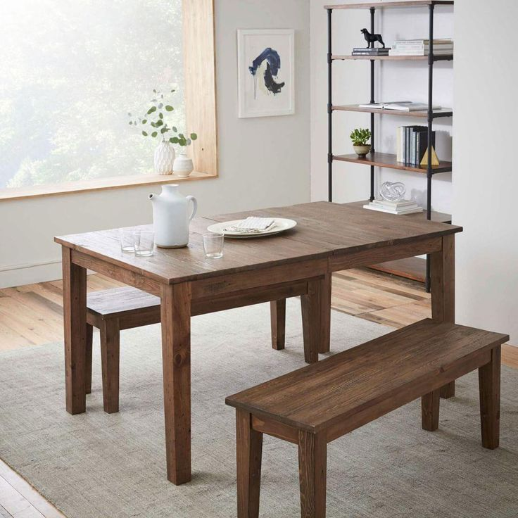 Bedford Expandable Dining Table
