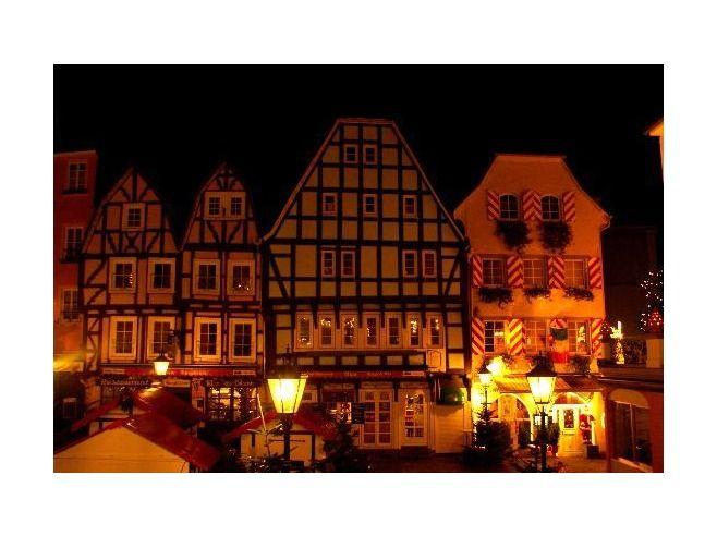 Old town of Linz am Rhein
