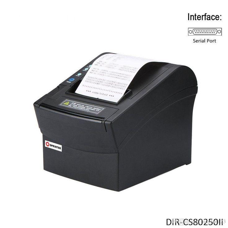 Serial Port Cash Drawer