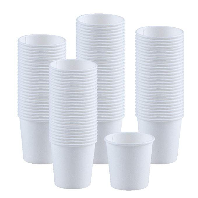 Kindpack Disposable Paper Cups 4oz Cup