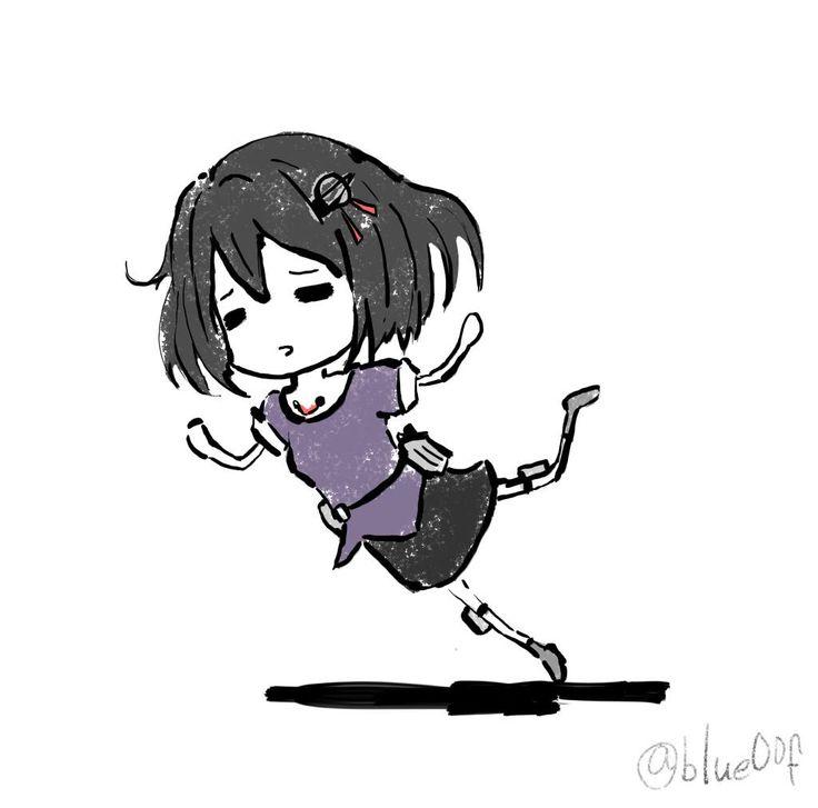 #艦これ版深夜の真剣お絵描き60分一本勝負 羽黒 pic.twitter.com/GDYpeJ3IBe