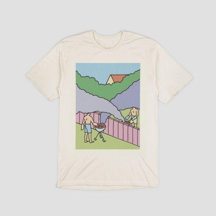 Neighbors T-shirt from Mamama Paris now on lokalshirt.com