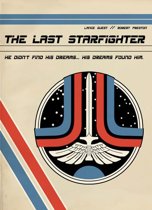 Poster de The last starfighter