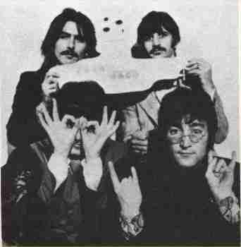 Image result for beatles freemasons