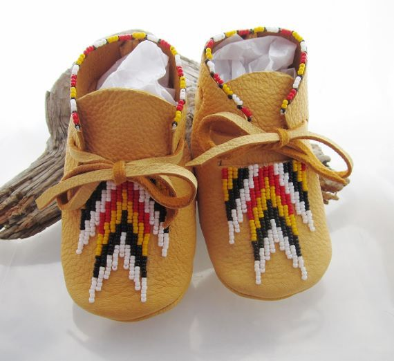 104 Best Baby Moccasins To Make Images On Pinterest Baby