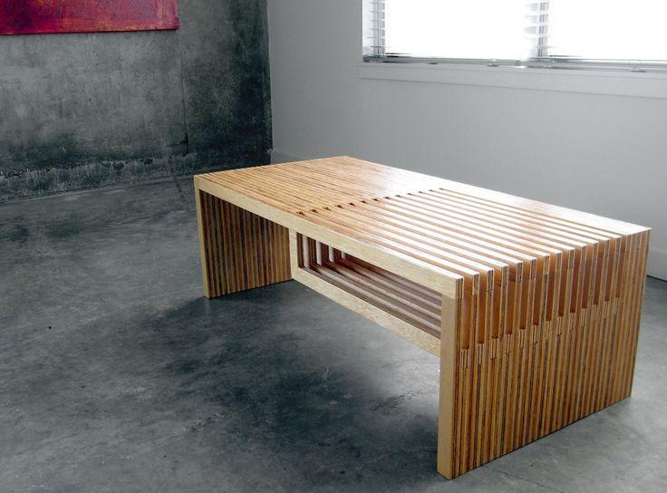 Dundee Coffee Table by GalahadFurniture on Etsy, $780.00