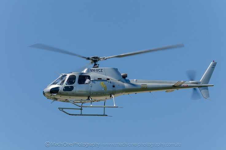 Eurocopter Ecureil by Matthew Savage on 500px