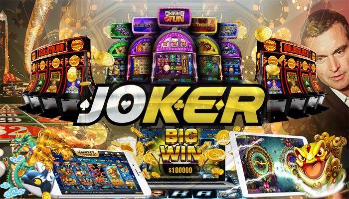 Easy Big Win At Joker123 Online No Matter You Have Android Or Apple Phones Https My Boscuci Com Joker123 Slot Online Games Joker Game