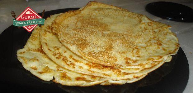 Peynirli Krep Tarifi #yemektarifleri #recipes #food