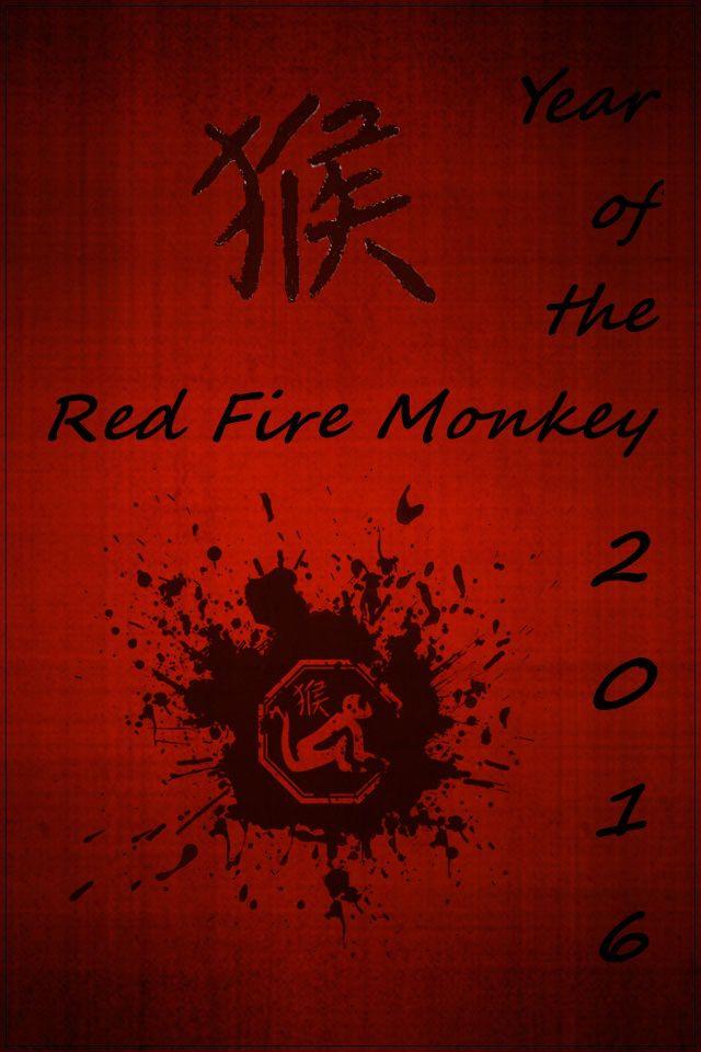 Chinese Year of the Fire Monkey ~ 2016 | Apanache